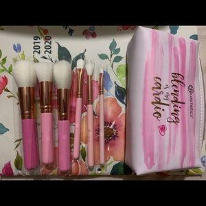 BH Cosmetics make up brush set